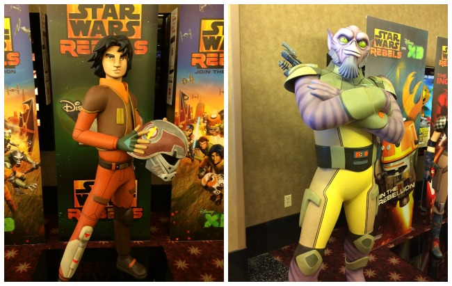 Ezra and Zeb Star Wars Rebels