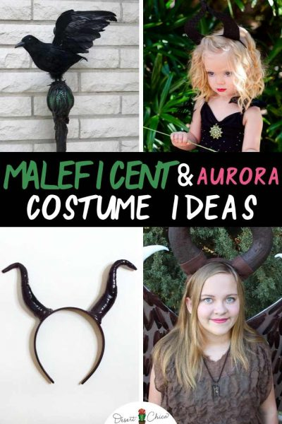 Maleficent Costume Tutorials