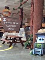 Piston Peak National Park Disneytoon Studios #DisneyInHomeEvent #FireandRescue