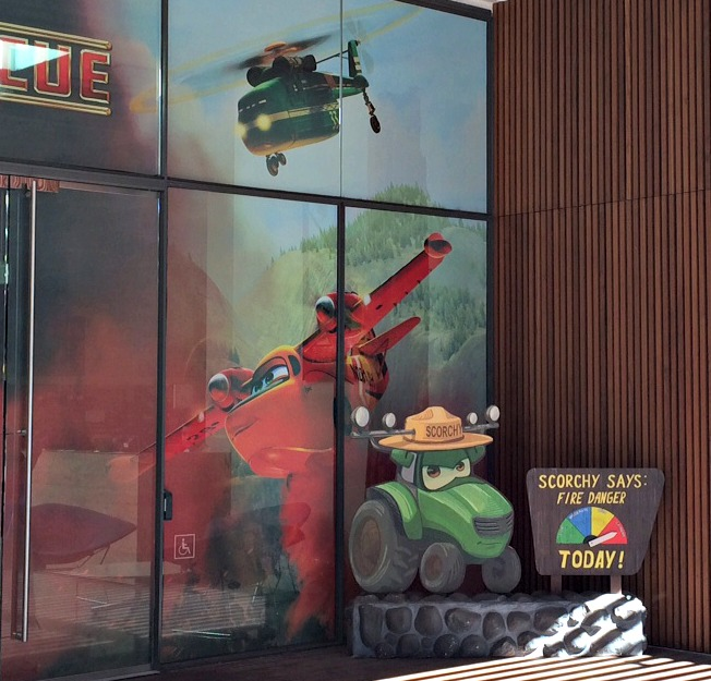 Planes Fire and Rescue Scorchy #FireandRescue #DisneyInHomeEvent