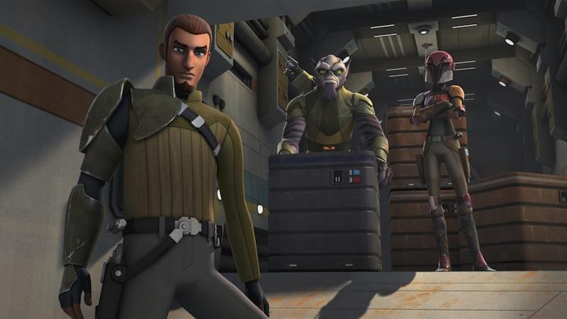 Star Wars Rebels Freddie Prinze Jr