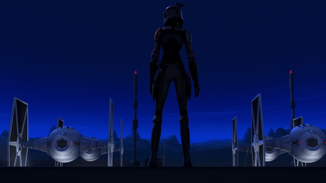 Sabine Strong Female Character