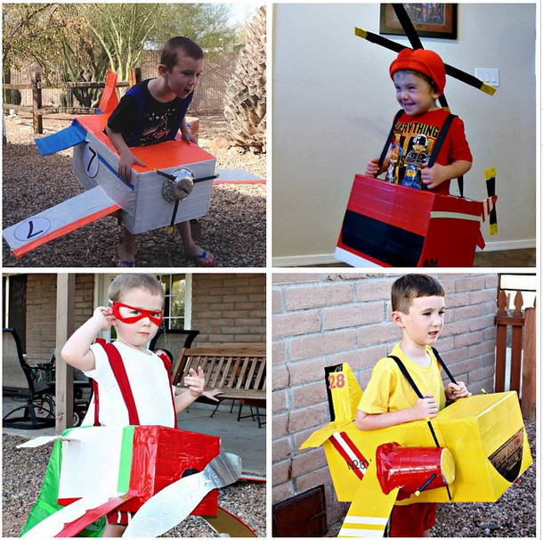 Disney Planes Fire and Rescue Costumes