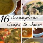 Scrumptious Soups to Savor