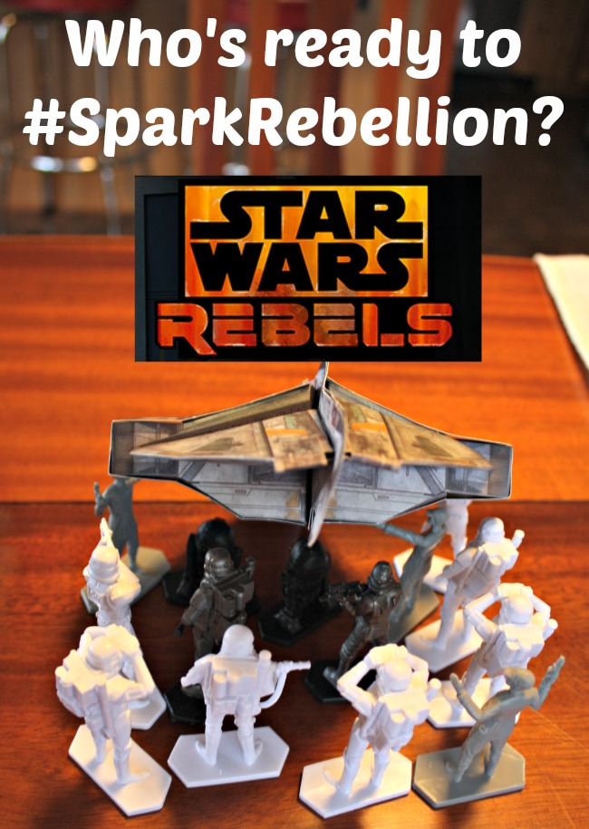 Who's ready to Spark Rebellion #SHOP