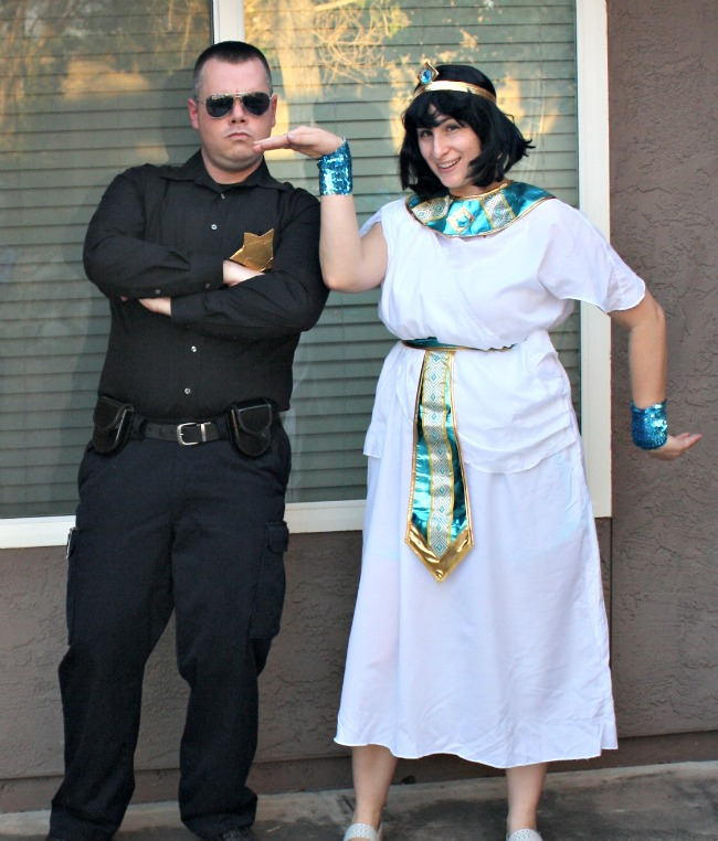 Bad Cop and Cleopatra