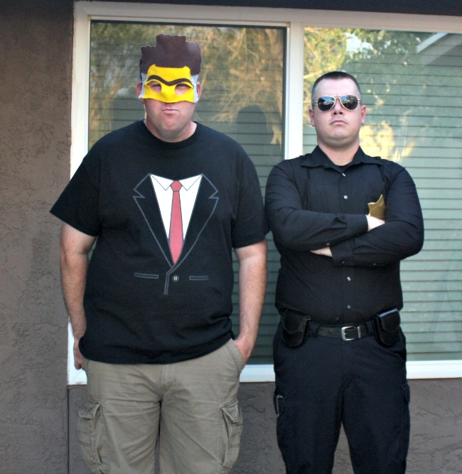 Bad Cop and Lord Business