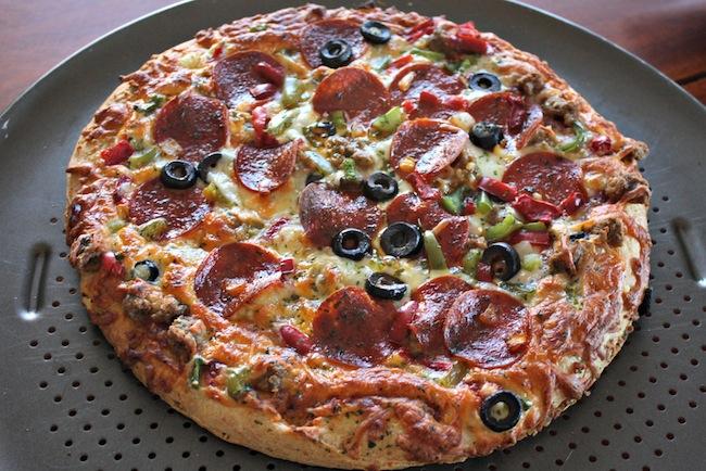 Digiorno Supreme Pizza #ad #Feast4All