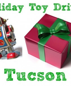 Tucson Toy Drives 2014