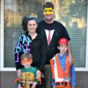 LEGO Movie Costumes for Halloween