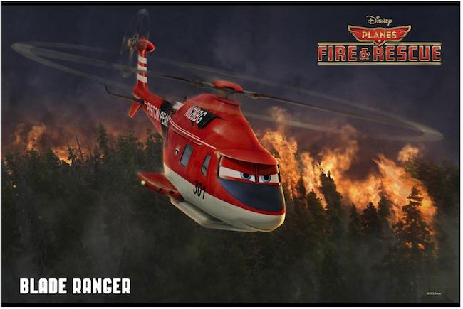 Blade Ranger #DisneyInHomeEvent #FireandRescue