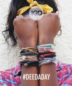 100 Good Deeds Resolution and 10 #DeedADay Ideas