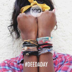 100 Good Deeds Resolution and 10 #DeedADay Ideas