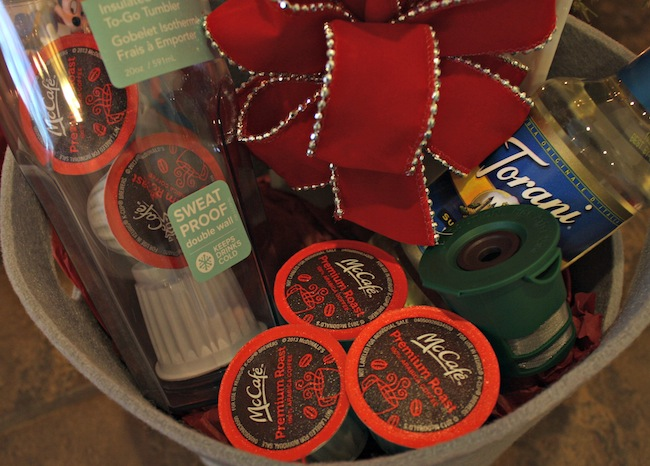 McCafe Coffee Gift Basket