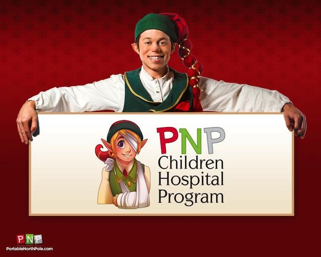 Portable North Pole Children Hospital Program