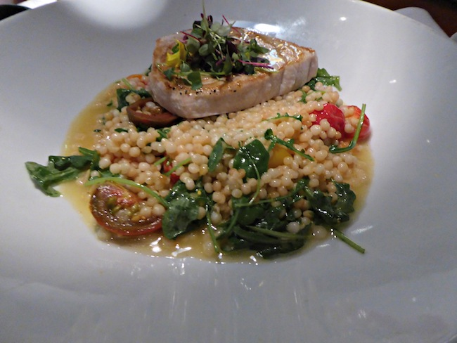 Seafood at West Inn and Suites West Bistro