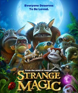 Strange Magic Printables and Review #StrangeMagicEvent