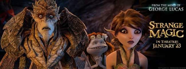 Strange Magic George Lucas