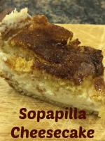 sopapilla cheesecake vertical