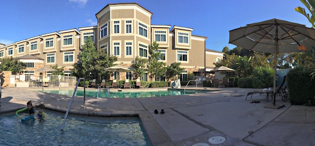 west inn and suites pool and spa