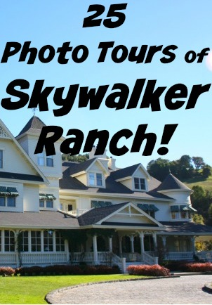 25 Photo Tours of Skywalker Ranch