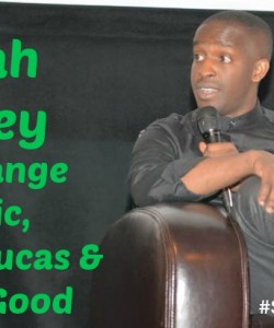 Elijah Kelley On Strange Magic, George Lucas and Social Good