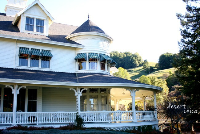 George Lucas Office at Skywalker Ranch