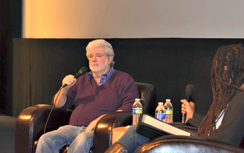 George Lucas Strange Magic Interview