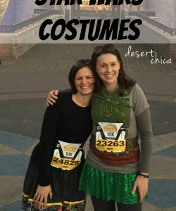 Run Disney Star Wars Costumes