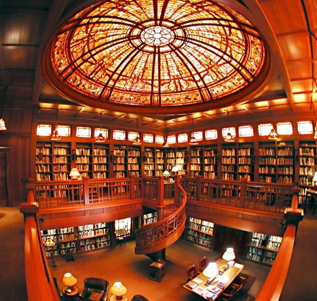 Skywalker Ranch Research Library