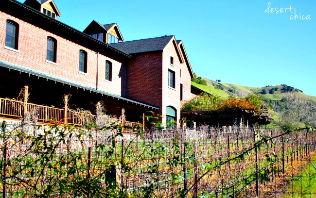 Winery at Skywalker ranch