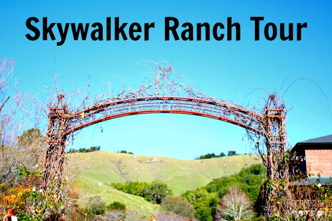 skywalker ranch Tour