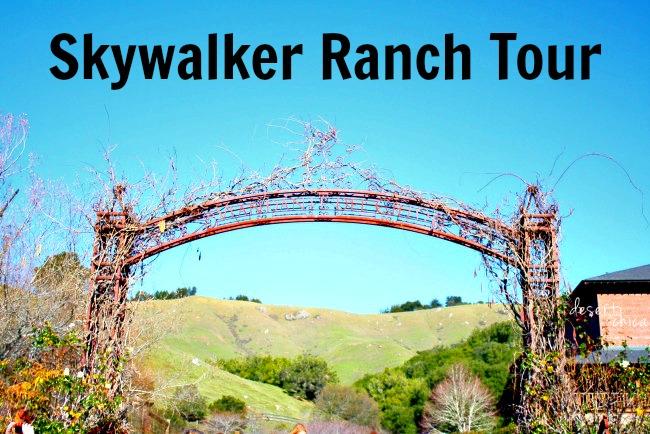 skywalker ranch Tour