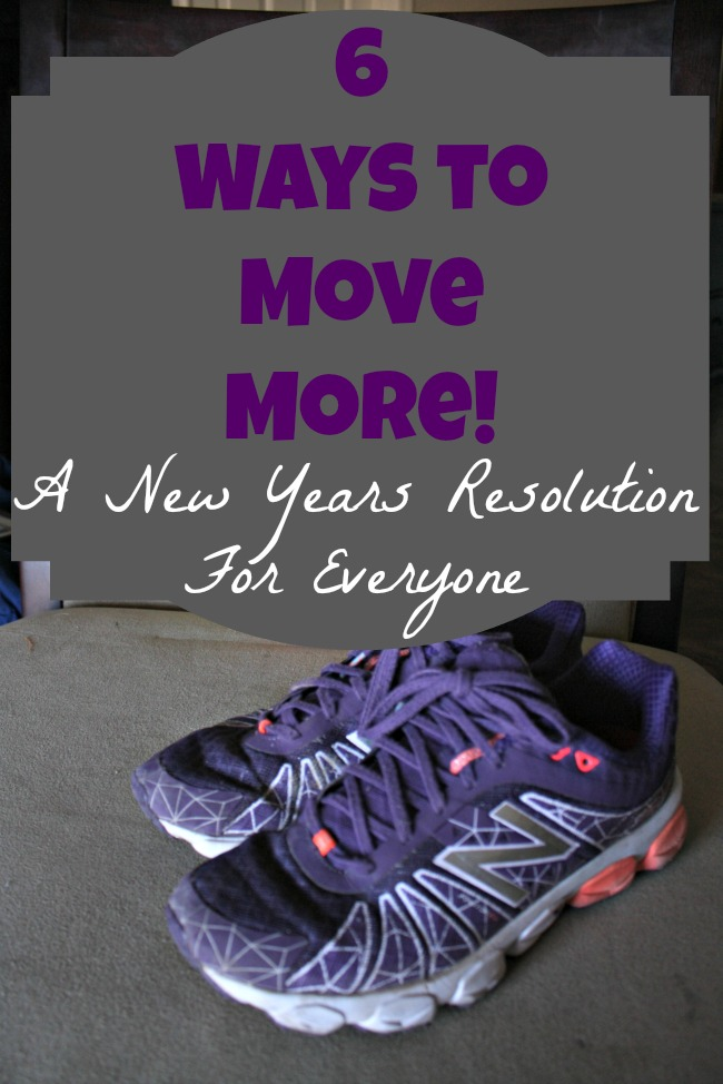 6 Ways to Move More