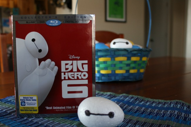 Big Hero 6 Baymax easter Eggs
