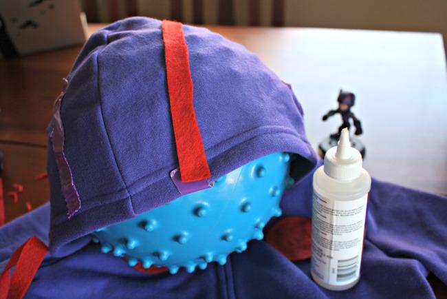 Big Hero 6 Hiro Hoodie Costume