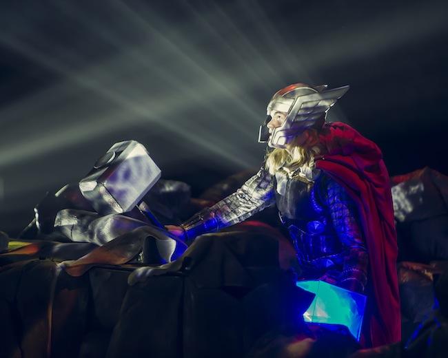 Marvel Live Thor