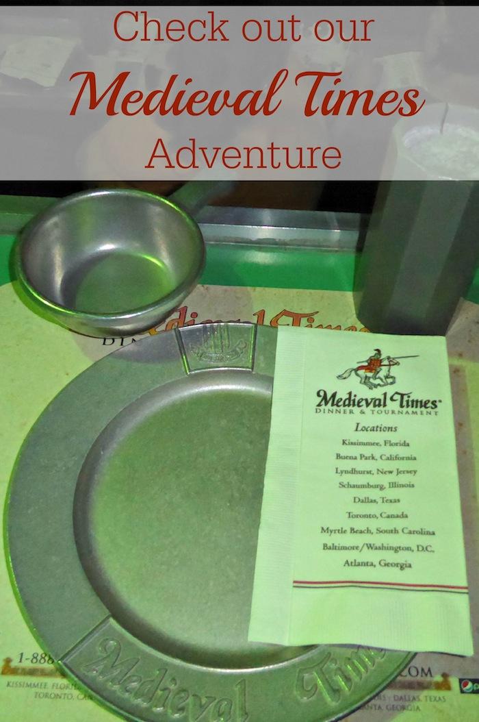 Medieval Times Adventure