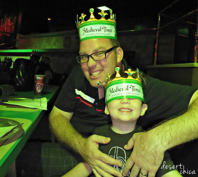 Medieval Times Dinner Adventure