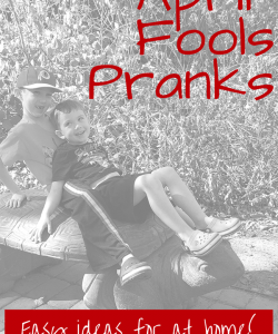 Looking for April Fools Day Pranks At Home?