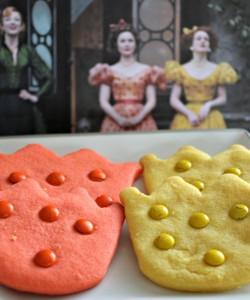 Cinderella's Stepsisters Cookies