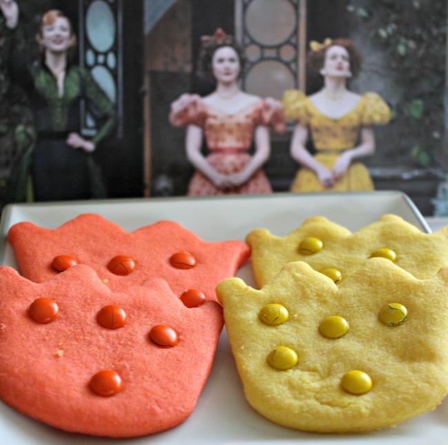 DesertChica | Cinderella's Stepsisters Cookies