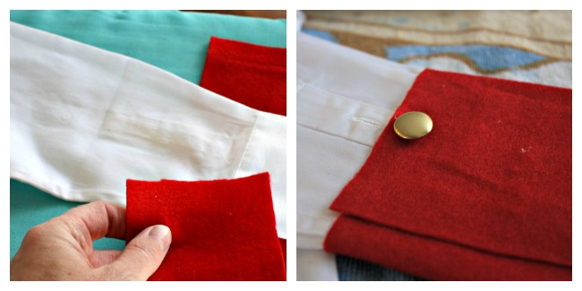 DIY Prince Charming Costume Sleeves