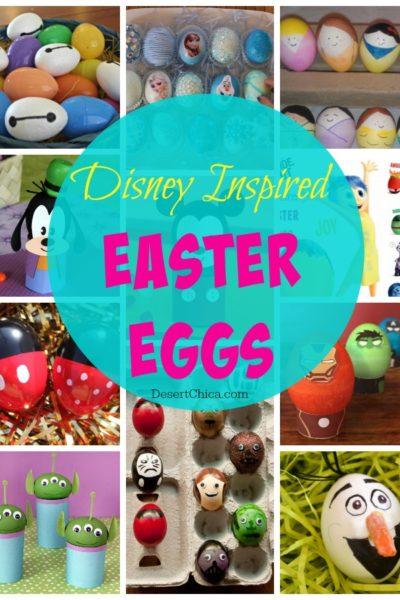 Disney Easter Egg Ideas