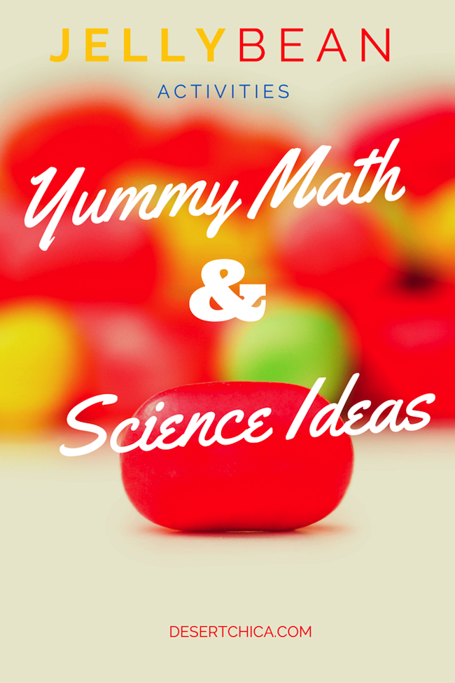 Jelly Bean Activities for Math and Science Fun