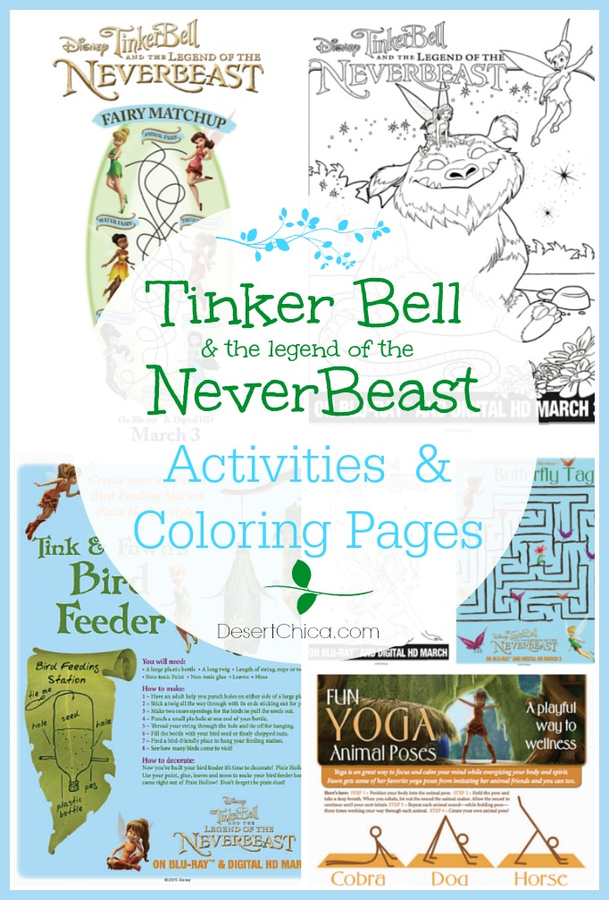 Neverbeast Printable Activities and Coloring Pages