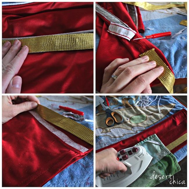 Prince Charming DIY Costume Pants
