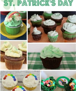 25 St. Patrick's Day Cupcake Ideas