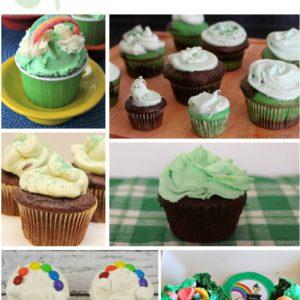 25 St. Patrick's Day Cupcake Ideas