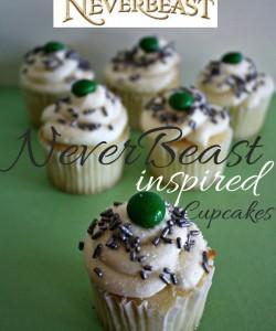 NeverBeast Cupcakes